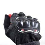 IMPORX Haute Qualité Diapositive Gants/Descente Gants/Freeride Grip Gants Professionnel Protection pour le Cyclisme/Road Race/Skateboard/Longboard/Downhill/Randonnée,Adultes de la marque image 4 produit