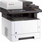 Imprimante Kyocera Ecosys M2040dn - Noir et Blanc Multifonction: Copie, Scanner - Support Impression Mobile Smartphone, Tablette de la marque Kyocera image 2 produit
