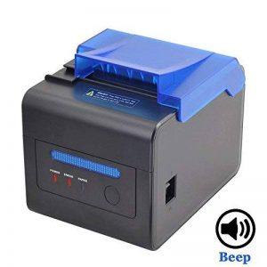 Imprimante Thermique directe 80 mm munbyn avec USB Port Ethernet 300 mm/Sec ESC/POS de la marque MUNBYN image 0 produit