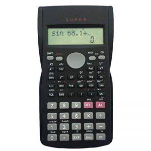 ingénierie calculatrice Scientifique de la marque MUHWA image 0 produit
