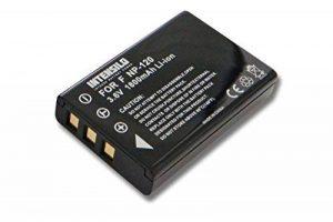 INTENSILO Batterie Li-Ion 1800mAh (3.6V) pour vidéo projecteur de poche Aiptek Cinema V10 Plus. Remplace: NP-120, D-Li7, PX1657. de la marque INTENSILO image 0 produit