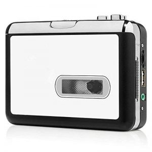 InVaFoCo Cassette Audio à MP3 Convertisseur Lecteur de Cassette Audio Convertisseur de Bande-to-MP3 Lecteur de Musique - Cassette vers MP3 Converter Enregistrer sur Clé USB, Pas de PC requis de la marque INVAFOCO image 0 produit