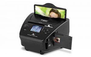 ION Pics2SD Scanner à carte SD multiformat de photos, diapositives et négatifs de la marque Ion image 0 produit