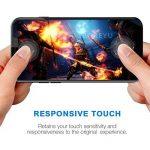 iPhone X Protection d'écran (Pack de 3+2), BOKEYU Film Protection écran en TPU souple, Protection Complète Anti-rayures, Bulles Gratuits, Installation Facile pour Apple iPhone X de la marque BOKEYU image 4 produit
