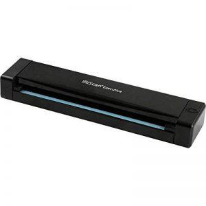 Iris Iris Can Executive 4–Portable Scanner Couleur A4Bac d'alimentation Duplex 8ppm 300/600DPI USB Twain–Win, avec Bouton Manager de la marque IRIS image 0 produit