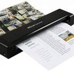 Iris Iris Can Executive 4–Portable Scanner Couleur A4Bac d'alimentation Duplex 8ppm 300/600DPI USB Twain–Win, avec Bouton Manager de la marque IRIS image 2 produit