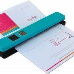 Iris - IRIScan Anywhere 5 Numériseur Portable WiFi | Numériseur Portable | Autonome & Rapide | DIN A4 | Numérisation de Documents | sans Ordinateur | Batterie Lithium-Polymère Durable - Turquoise de la marque R.I.S image 3 produit