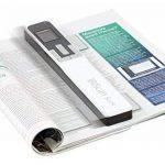 Iris - IRIScan Book 5 Numériseur Portable en Couleur | Numériseur Portable | Rapid | DIN A4 | Numérisation au Format PDF & JPEG | sans Ordinateur | Batterie Lithium Longue Durée - Blanc de la marque IRIS image 1 produit