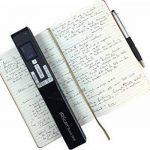 Iris - IRIScan Book 5 Numériseur Portable en Couleur | Numériseur Portable | Rapid | DIN A4 | Numérisation au Format PDF & JPEG | sans Ordinateur | Batterie Lithium Longue Durée - Noir de la marque IRIS image 4 produit
