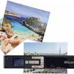 Iris - IRIScan Book 5 Numériseur Portable en Couleur | Numériseur Portable | Rapid | DIN A4 | Numérisation au Format PDF & JPEG | sans Ordinateur | Batterie Lithium Longue Durée - Noir de la marque IRIS image 3 produit
