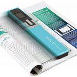 Iris - IRIScan Book 5 Numériseur Portable en Couleur | Numériseur Portable | Rapid | DIN A4 | Numérisation au Format PDF & JPEG | sans Ordinateur | Batterie Lithium Longue Durée - Turquoise de la marque IRIS image 1 produit