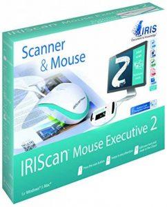 IRIS - IRIScan Mouse Executive 2 WiFi,Souris-scanner Tout-En-Un, Numérisation de Documents & de Cartes de Visite, Compatible avec Mac & PC, Traduit Plus de 130 Langues, Batterie Rechargeable de la marque IRIS image 0 produit