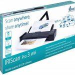 IRIS IRISCan Pro 3 Wi-Fi/Scanner portable/Haute précision/export vers le Cloud/Numérisation de tout type de document en version éditable de la marque IRIS image 1 produit