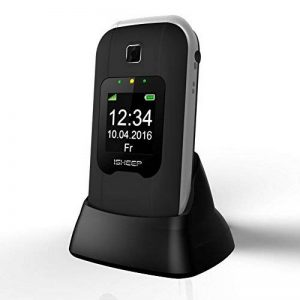 ISHEEP GSM Téléphone Portable Débloqué avec Grandes Touches (SF220) de la marque isheep image 0 produit