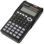 Jago - Calculatrice scientifique solaire - 401 fonctions - pour les opérations mathématiques complexes de la marque Jago image 1 produit