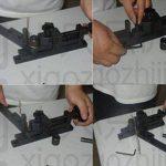 Jiayana Nouveau manuel de bricolage en métal Cintreuse Presse plieuse Pour Faire mode métal de la marque Jiayana image 2 produit
