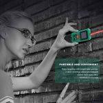 JullyeleFRgant Télémètre Laser portatif Télémètre Laser Portable Digital Finder écran LCD rétro-éclairage Outil de Mesure Professionnel de la marque JullyeleFRgant image 4 produit