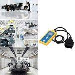 JullyelegantFR Airbag de Scanner, AC808 Memo SRS airbag Outil de Réinitialisation, Lecteur de Code de Scanner de Diagnostic pour BMW Hot Vente de la marque JullyelegantFR image 1 produit