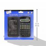 Just Stationery Calculatrice scientifique avec housse pliable de la marque Just Stationery image 2 produit