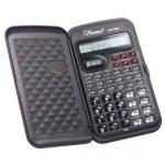 Kenko Scientifique Noir calculatrice de poche pour le travail, université, collège, avec horloge de la marque KENKO image 2 produit