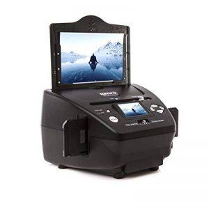 Kenro 4en 1Photo et Scanner de Film, Créez des Copies de Photos numériques Diapositives et négatifs–Knsc301 de la marque Kenro image 0 produit