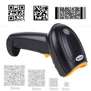 Kercan KR-230-EIO USB à fil automatique USB 2D QR PDF417 Scanner de codes à code source CCD Lecteur de code à barres de la marque Kercan image 0 produit