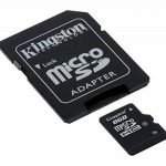 Kingston - SDC4/8GB - Carte Micro SDHC 8 Go (Classe 4) - Adaptateur SD de la marque Kingston Technology image 3 produit