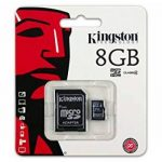 Kingston - SDC4/8GB - Carte Micro SDHC 8 Go (Classe 4) - Adaptateur SD de la marque Kingston Technology image 4 produit