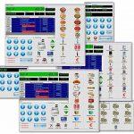 Kit caisse enregistreuse, lecteur de codes-barres, logiciel MagaWorld, pour magasin, inventaire, écran tactile de la marque BARCODE DIRECT image 1 produit
