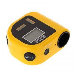 KKmoon 18m Numérique Portatif Gamme Ultrasonique Distance Meter Finder Mesure Diastimeter Avec Laser Point de la marque KKmoon image 0 produit