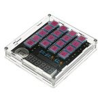 KKmoon DIY MCU Calculateur Kit Digital Tube Calculatrice avec le Boîtier Transparent de la marque KKmoon image 2 produit