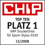 KMP E107V Pack cartouches d'encre équivalentes T071140 pour Epson Stylus D 1 x 7,4 ml et 3 x 5,5 ml 1607 de la marque KMP image 1 produit
