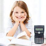 Kobwa avancé Calculatrice Scientifique Scientifiques, Multi Fonction Calculatrice, Idéal pour l'ingénierie, Comptabilité, calcul, Trigonométrie de la marque Kobwa image 1 produit