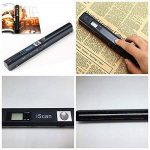 KOBWA Scanner de Documents Portables, A4 Scanner et D'images Mobiles Portables, Résolution 900DPI, pour les Entreprises, Photos, Images, Reçus, Livres de la marque Kobwa image 2 produit