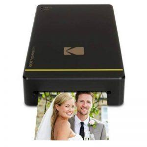 Kodak PM-210B Imprimante Photo pour iPhone/Android Noir de la marque Kodak image 0 produit