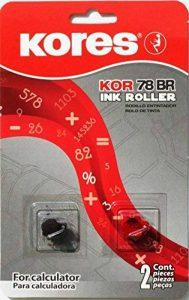 Kores G749SR Cartouche compatible avec Imprimante Sharp EL-2901/Canon Noir/Rouge de la marque Kores image 0 produit
