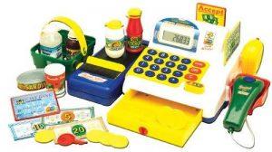 Kriya Ltd - Ma première caisse enregistreuse électronique - Jouet de la marque Kriya Ltd image 0 produit