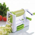 Kuuk Coupe-Légumes Spirale Deuxième Génération Plastique - Coloris aléatoire - 24 x 12 x 19 cm de la marque Kuuk image 2 produit