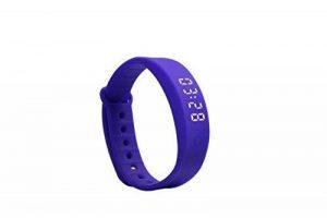 KuWFi W5S Sport Watch Bracelet Fitness Activity Tracker Podomètre Compteur de calories Calculatrice de distance Moniteur de sommeil Sport Running Marche pour les femmes Hommes Enfant de la marque KuWFi image 0 produit
