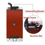 KXC ST Écran LCD Écran Tactile Et numérique Remplacement Pour montage Complet Avec Kit d'outils De Réparation (4.7 Pouces) et La Protection d'écran Pour iPhone 6 (blanc) de la marque KXC ST image 2 produit
