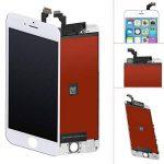 KXC ST Écran LCD Écran Tactile Et numérique Remplacement Pour montage Complet Avec Kit d'outils De Réparation (4.7 Pouces) et La Protection d'écran Pour iPhone 6 (blanc) de la marque KXC ST image 1 produit