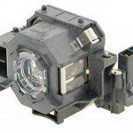 Lampe Alda PQ de remplacement pour vidéoprojecteur EPSON CINEMA 700, EB-S6, EB-S62, EB-S6LU, EB-W6, EB-X6, EB-X62, EB-X6LU, EH-TW420, EMP-S5, EMP-X5, EMP-X52, EMP-X5E, EMP-260, EMP77C, EMP-S6, EMP-X6, EX21, EX30, EX50, EX70, PowerLite: 77c, 78, S5, S6, W6 image 3 produit