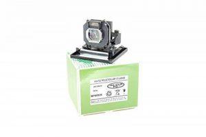 Lampe de remplacement ET-LAE4000 pour PANASONIC PT-AE4000 / PT-AE4000U / PT-AE4000E Projecteurs, Alda PQ® module de lampe avec culot de la marque Discount Beamerlampen - Alda PQ® image 0 produit