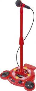 Lansay 17559 - Accessoire Pour Instrument De Musique - Micro Sur Pied The Voice de la marque Lansay image 0 produit
