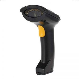 Laser Barcode Scanner Bluetooth 4.0 Sans Fil Scanner USB Lecteur de Codes Barres de Poche pour Windows iOS iPad Air / Mini iPhone Téléphones Android Tablets Pos Caisse enregistreuse de la marque Kamtop image 0 produit