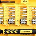 LB1haute performance Nouvelle Mini kit d'outils universel pour Casio USB calculatrice graphique Modèle FX-9860GII Multipurpose Coffret Compact de serrage Tournevis de précision Outil de réparation Ensemble de la marque LB1 HIGH PERFORMANCE image 1 produit