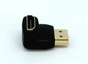 LCS Adaptateur HDMI coude - Male/Femelle - 90° de la marque LCS image 0 produit