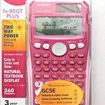 Le meilleur comparatif de : Calculatrice casio rose TOP 0 image 2 produit