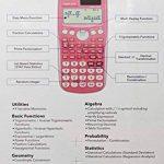Le meilleur comparatif de : Calculatrice casio rose TOP 0 image 3 produit