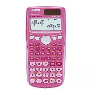 Le meilleur comparatif de : Calculatrice casio rose TOP 1 image 0 produit